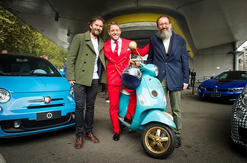 Milano garage italia customs new headquarter amdl - Garage italia lapo ...
